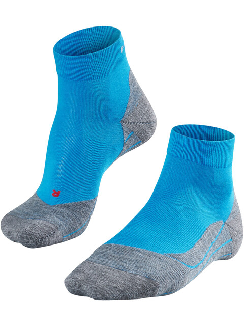 Falke RU4 Running Socks Men grey/blue